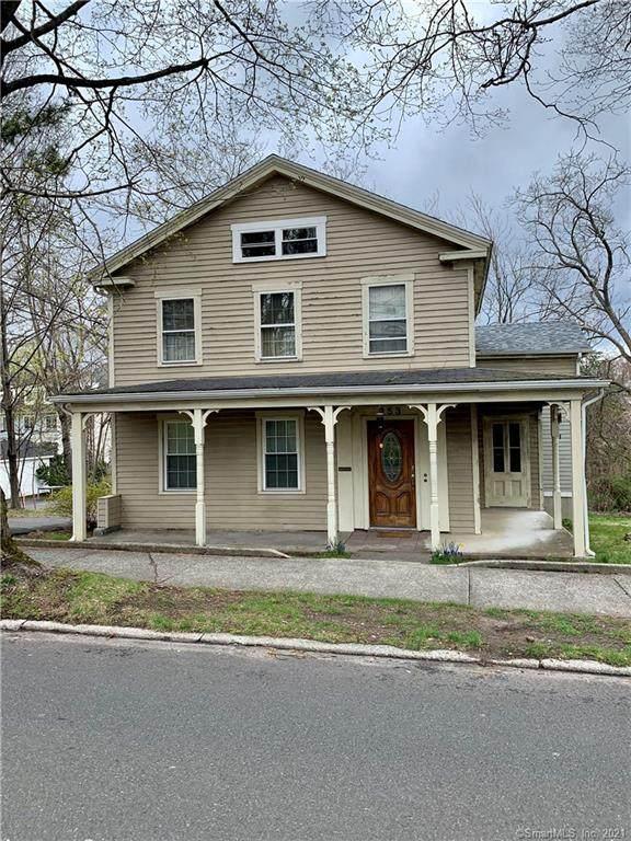 253 High Street, Milford, CT 06460 (MLS #170390829) :: Around Town Real Estate Team