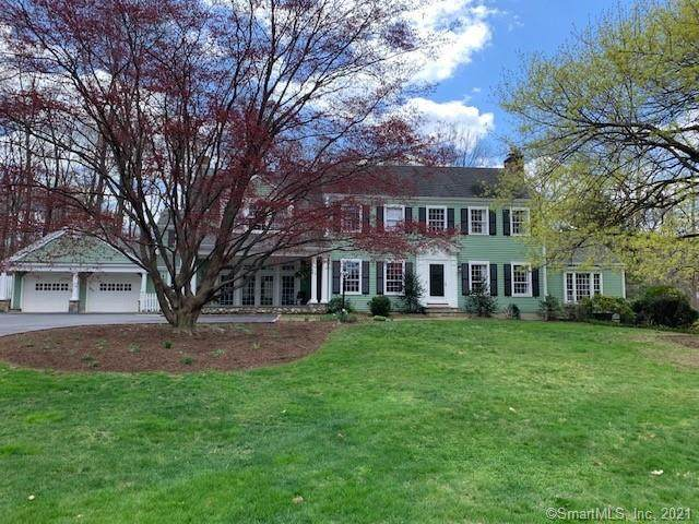 43 Linden Tree Road, Wilton, CT 06897 (MLS #170391028) :: Forever Homes Real Estate, LLC