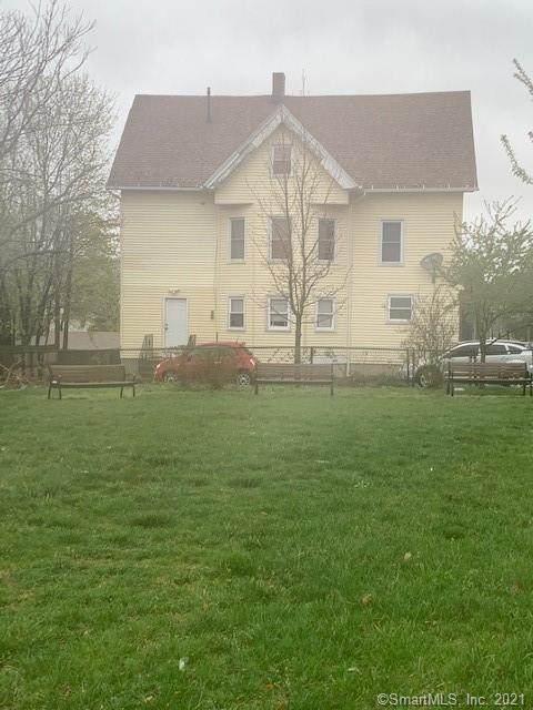 16 Lewis Avenue, Meriden, CT 06451 (MLS #170391486) :: Around Town Real Estate Team