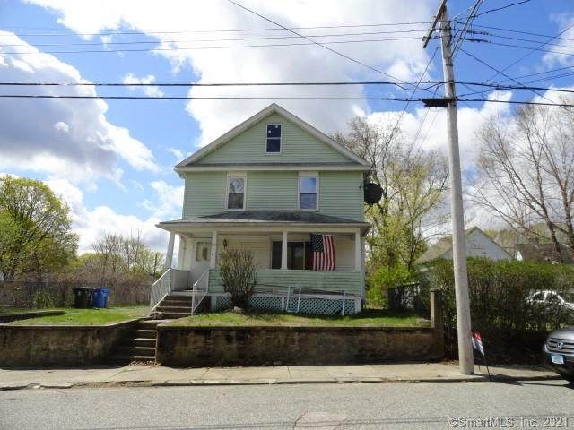 158 Mount Pleasant Street, Norwich, CT 06360 (MLS #170392675) :: Michael & Associates Premium Properties | MAPP TEAM
