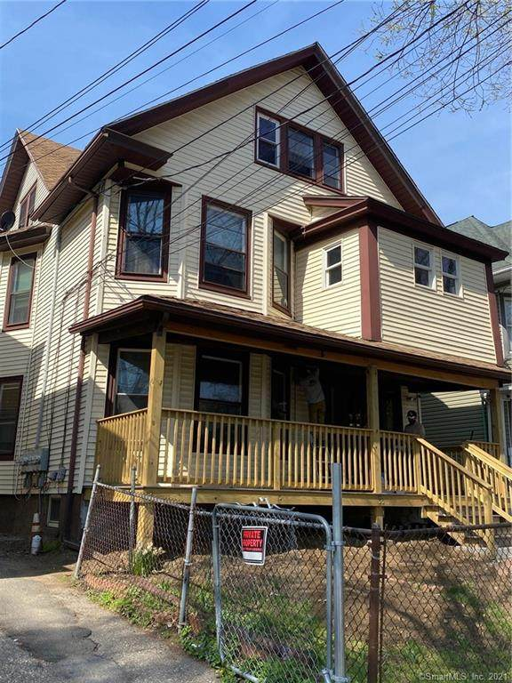 1201 Park Avenue, Bridgeport, CT 06604 (MLS #170392846) :: Michael & Associates Premium Properties | MAPP TEAM