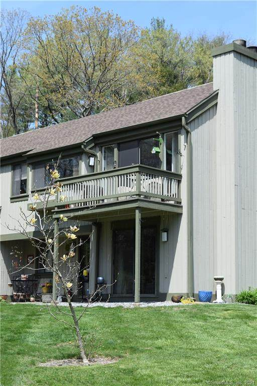 524 Heritage Village C, Southbury, CT 06488 (MLS #170393234) :: Around Town Real Estate Team