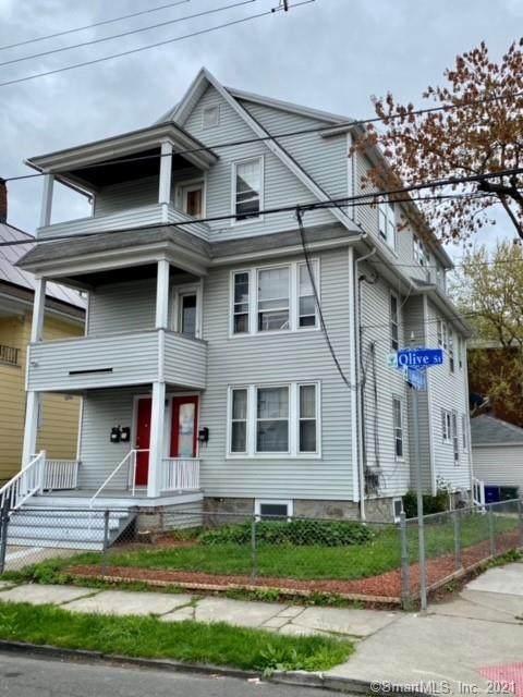 288 Olive Street, Bridgeport, CT 06604 (MLS #170394970) :: Next Level Group