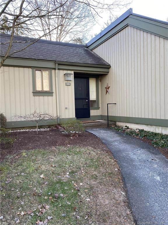 2 Heritage Circle B, Southbury, CT 06488 (MLS #170395364) :: Next Level Group