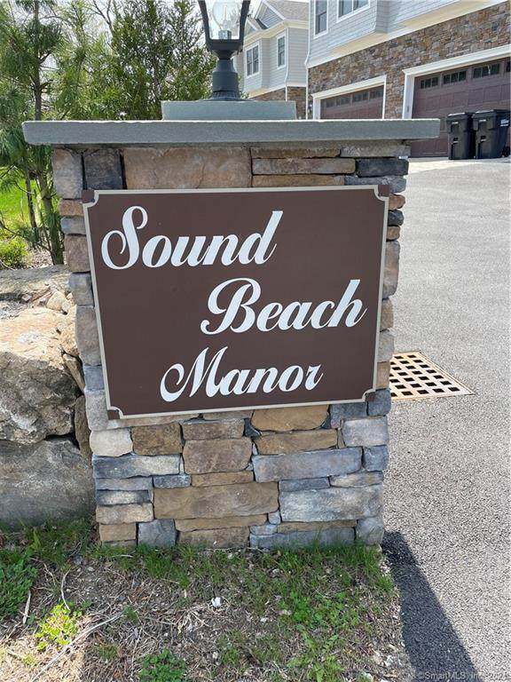 8 Sound Beach Avenue Extension #3, Greenwich, CT 06878 (MLS #170395458) :: Next Level Group