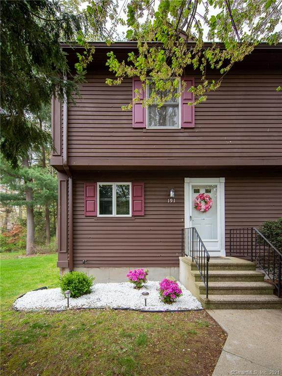 191 Candlewood Drive #191, Enfield, CT 06082 (MLS #170395671) :: Around Town Real Estate Team