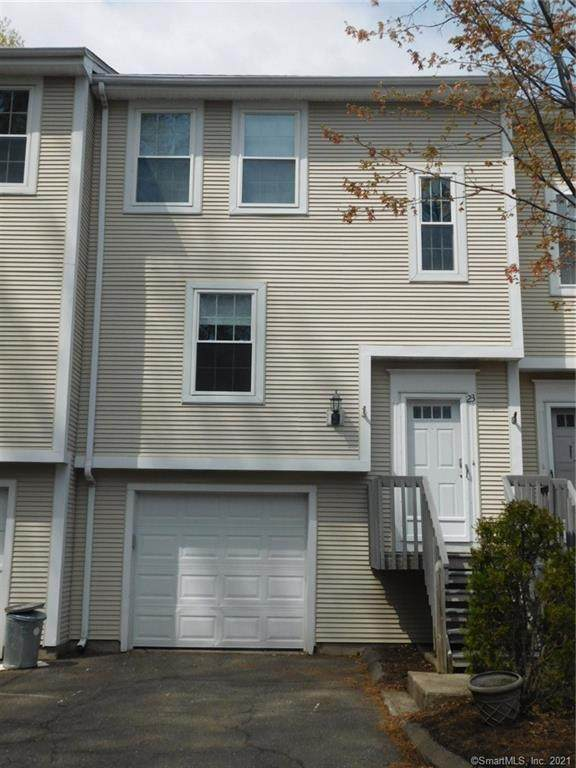 23 Tabshey Court #23, Wethersfield, CT 06109 (MLS #170395721) :: Around Town Real Estate Team