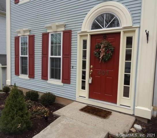 401 Cambridge Commons #401, Middletown, CT 06457 (MLS #170395814) :: Carbutti & Co Realtors