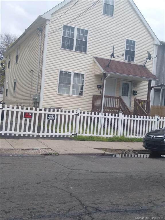 526-528 Hallett Street, Bridgeport, CT 06608 (MLS #170395955) :: Frank Schiavone with William Raveis Real Estate