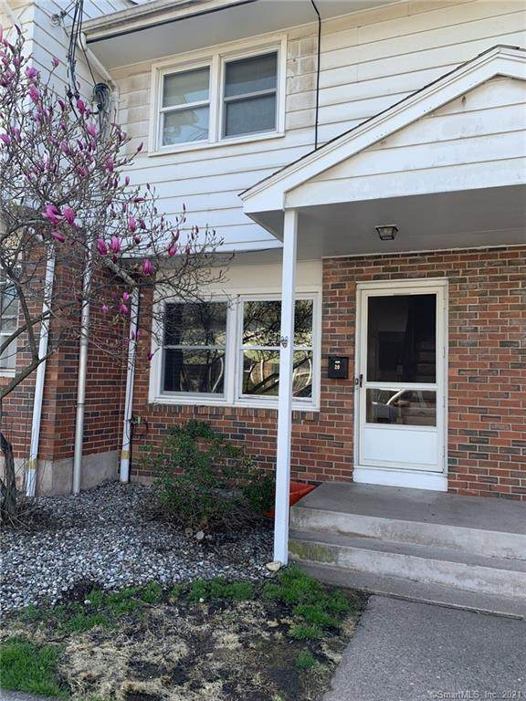 16 Lawton Road #20, Manchester, CT 06042 (MLS #170396434) :: Around Town Real Estate Team