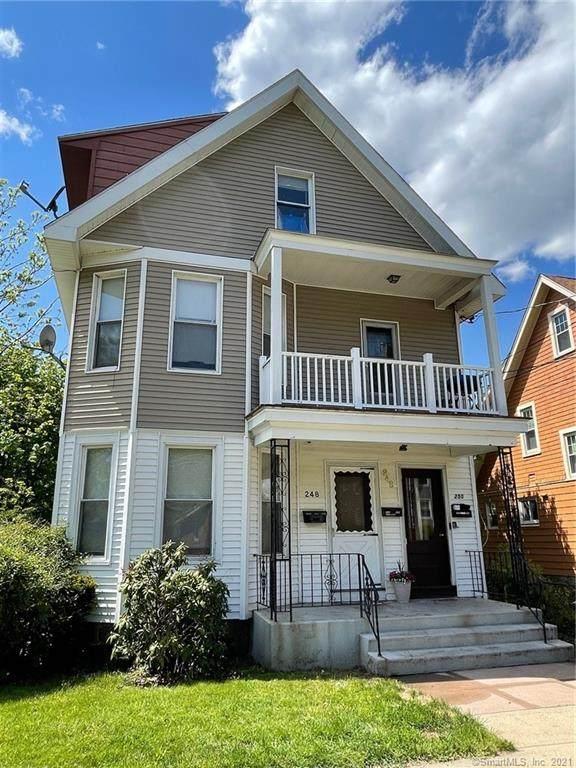 248 Lexington Avenue, New Haven, CT 06513 (MLS #170396479) :: Next Level Group