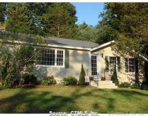 35 Milford Road, Guilford, CT 06437 (MLS #170396498) :: Next Level Group