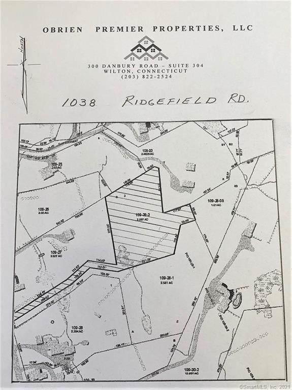 1038 Ridgefield Road, Wilton, CT 06897 (MLS #170396503) :: Around Town Real Estate Team