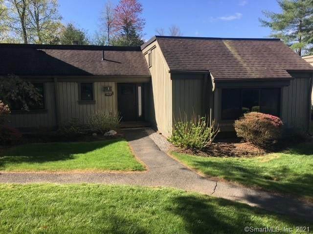 963 Heritage Village B, Southbury, CT 06488 (MLS #170396605) :: Kendall Group Real Estate | Keller Williams