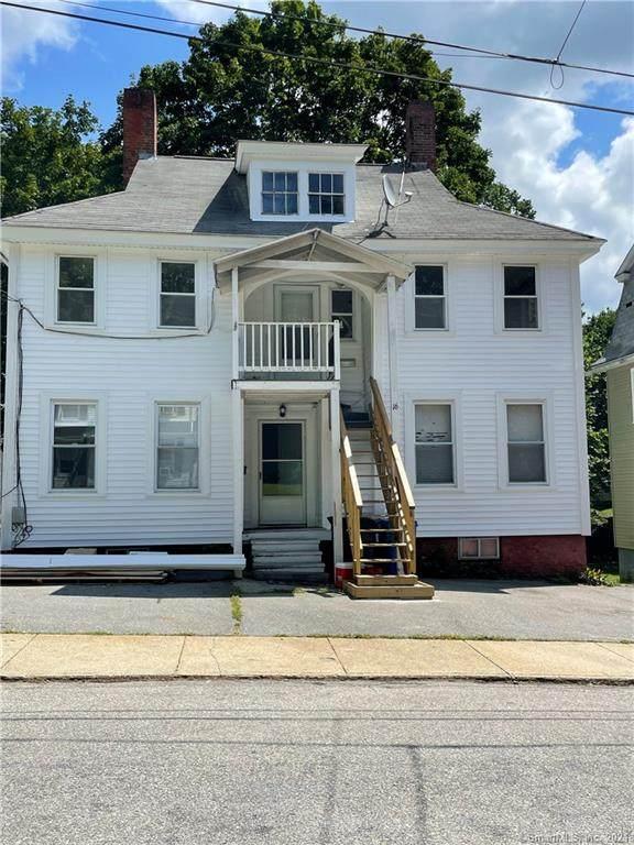 16 Bradley Street, Putnam, CT 06260 (MLS #170396610) :: Next Level Group