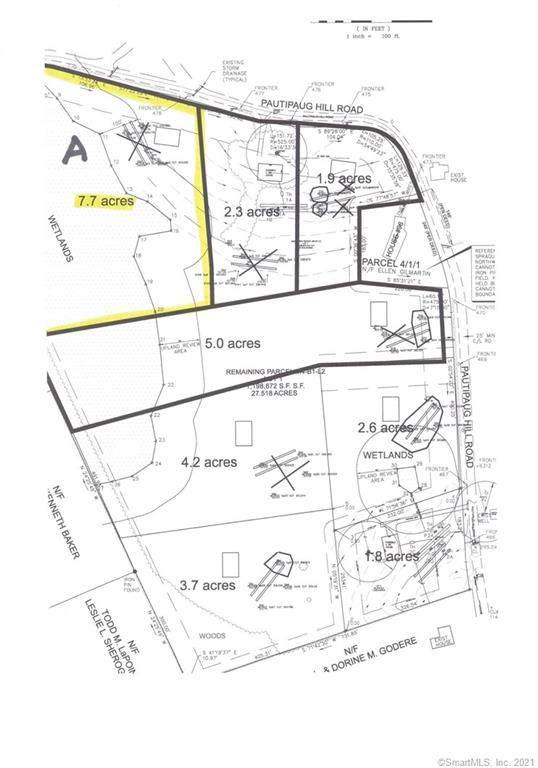 98 Pautipaug Hill Road Lot A, Sprague, CT 06330 (MLS #170397064) :: GEN Next Real Estate