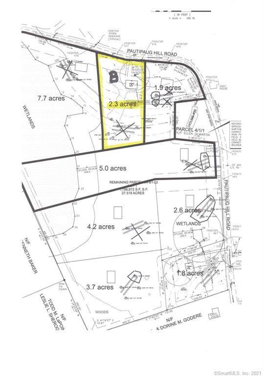 98 Pautipaug Hill Road Lot B, Sprague, CT 06330 (MLS #170397065) :: Next Level Group