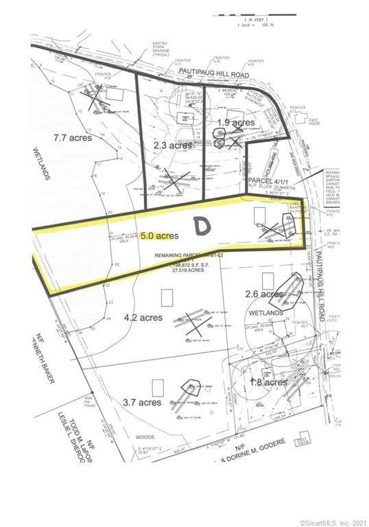 98 Pautipaug Hill Road Lot D, Sprague, CT 06330 (MLS #170397068) :: GEN Next Real Estate