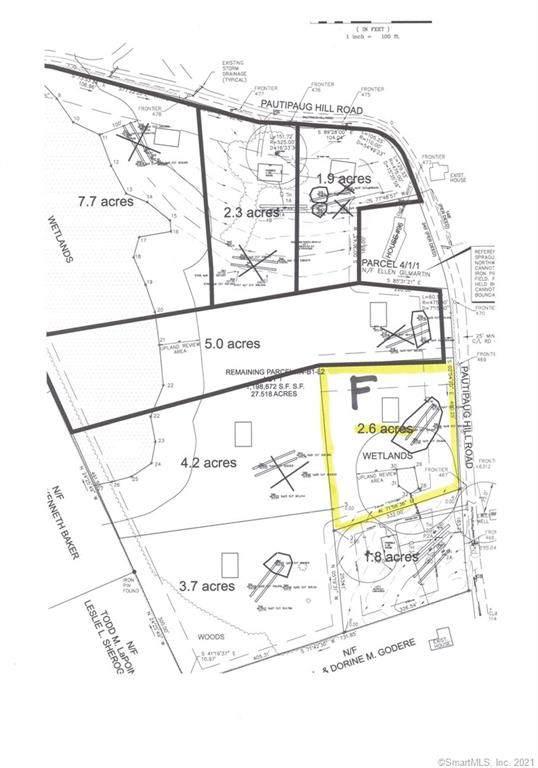 98 Pautipaug Hill Road Lot F, Sprague, CT 06330 (MLS #170397070) :: Next Level Group