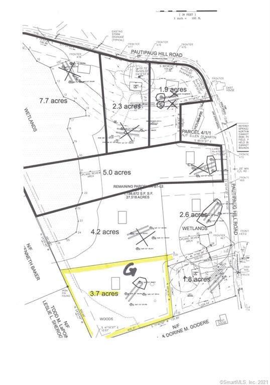 98 Pautipaug Hill Road Lot G, Sprague, CT 06330 (MLS #170397071) :: Next Level Group