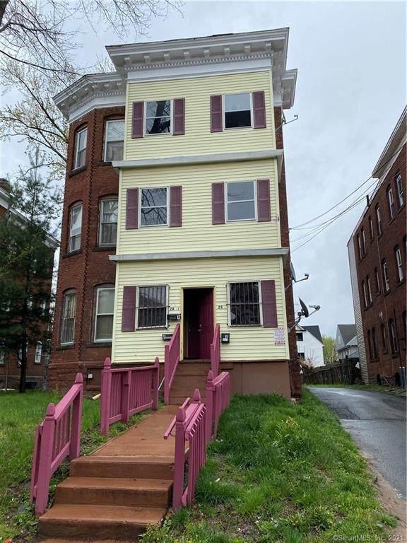 28 Edgewood Street, Hartford, CT 06112 (MLS #170397098) :: Next Level Group