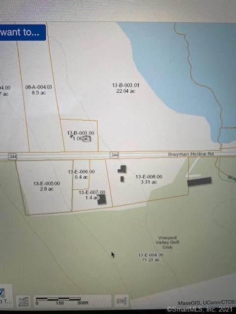 70 Brayman Hollow Road, Pomfret, CT 06259 (MLS #170397150) :: Carbutti & Co Realtors