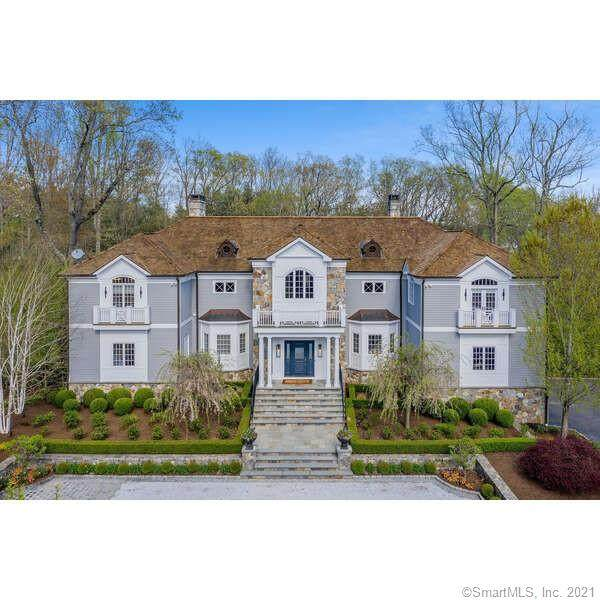 309 Lukes Wood Road, New Canaan, CT 06840 (MLS #170397190) :: Next Level Group