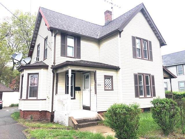 284 Burnside Avenue, East Hartford, CT 06108 (MLS #170397431) :: Next Level Group