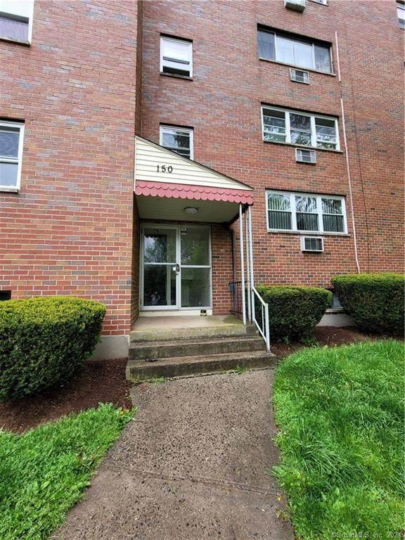 150 Clinic Drive #402, New Britain, CT 06051 (MLS #170397458) :: Mark Boyland Real Estate Team