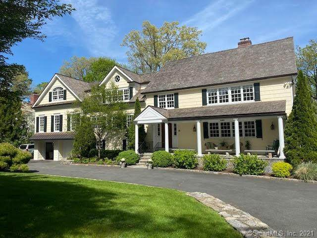 101 Doubling Road, Greenwich, CT 06830 (MLS #170397533) :: Kendall Group Real Estate | Keller Williams