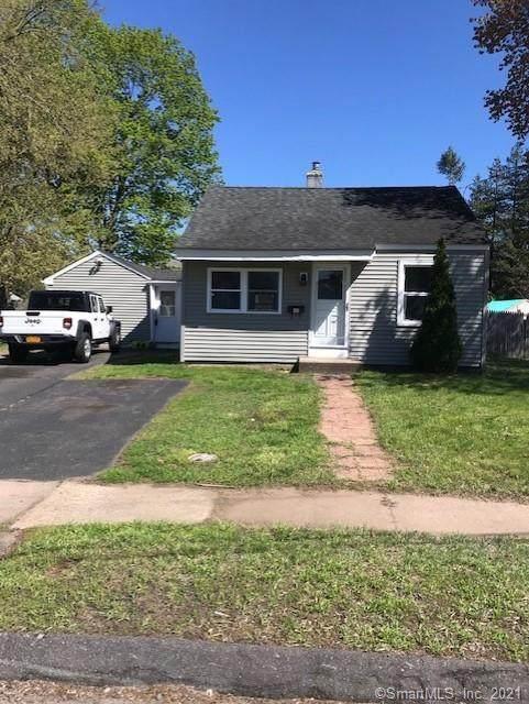 45 Sunnyreach Drive, East Hartford, CT 06118 (MLS #170397584) :: Next Level Group