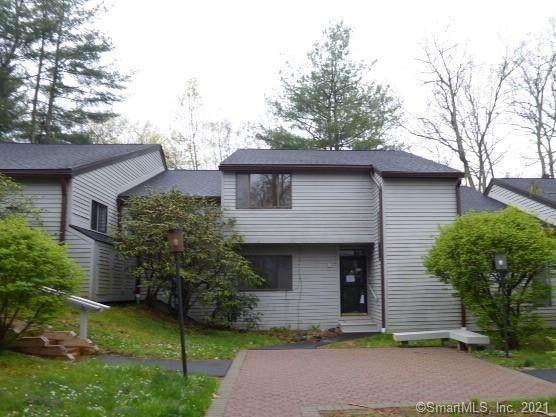 11 Boxwood Court #11, Woodbury, CT 06798 (MLS #170397609) :: Tim Dent Real Estate Group