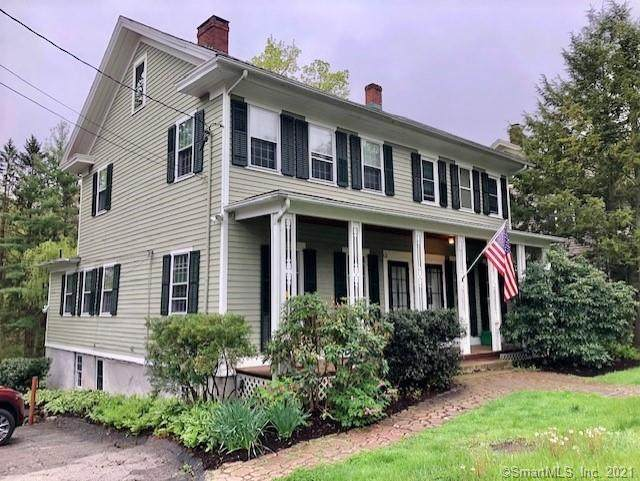 86 Church Hill Road, Newtown, CT 06482 (MLS #170397625) :: Next Level Group