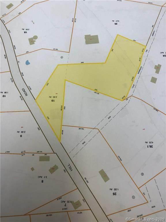 189 Coomer Hill Road, Killingly, CT 06241 (MLS #170398630) :: Frank Schiavone with Douglas Elliman