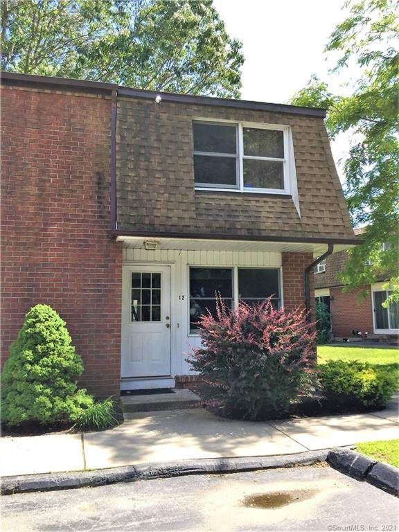 33 Russell Street #12, Griswold, CT 06351 (MLS #170398753) :: Next Level Group