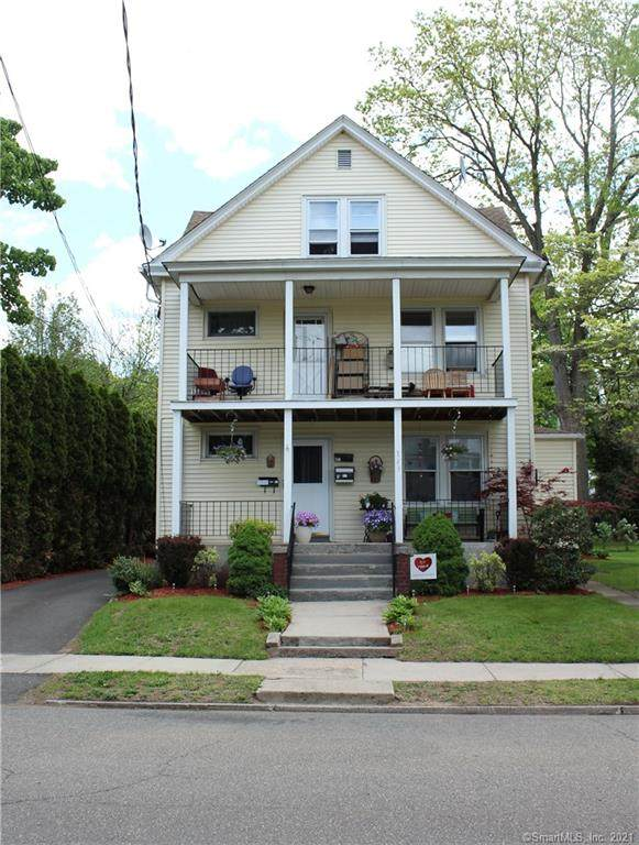 143 N Orchard Street, Wallingford, CT 06492 (MLS #170398988) :: Around Town Real Estate Team