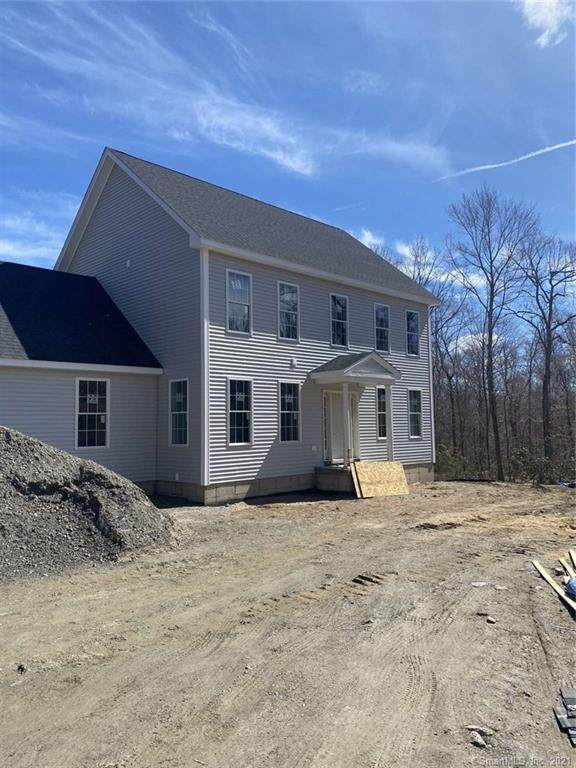 52 Kozley Road, Tolland, CT 06084 (MLS #170399092) :: Around Town Real Estate Team