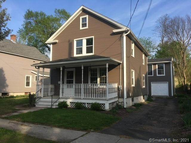 6 Valley Street, Wallingford, CT 06492 (MLS #170399112) :: Around Town Real Estate Team