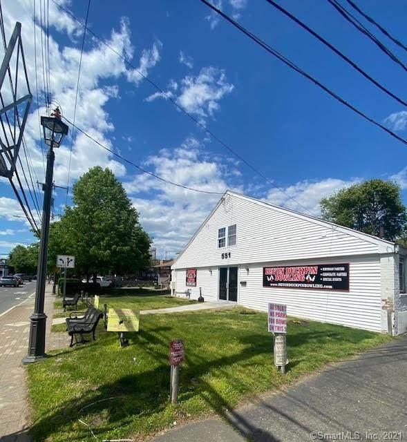 551 Naugatuck Avenue, Milford, CT 06460 (MLS #170399847) :: GEN Next Real Estate