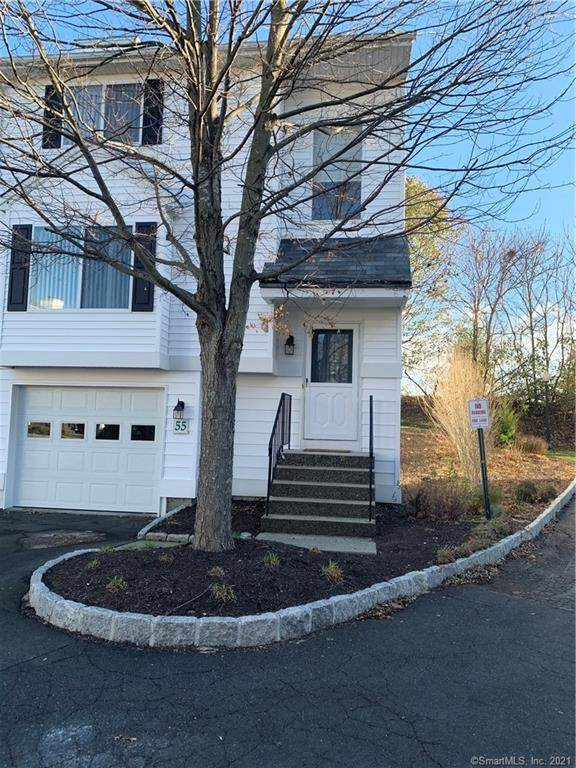 10 South Street #55, Danbury, CT 06810 (MLS #170400179) :: Frank Schiavone with William Raveis Real Estate