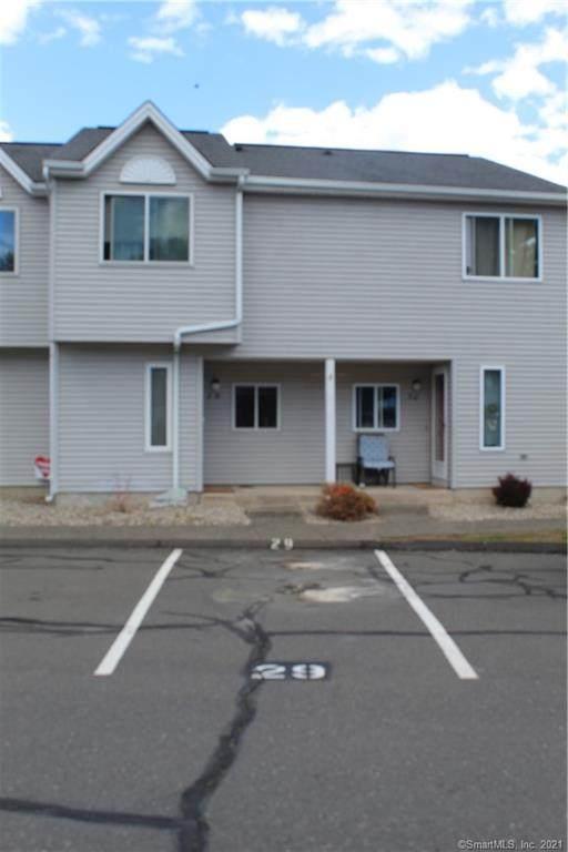 155 Redstone Hill Road #29, Bristol, CT 06010 (MLS #170400235) :: Team Phoenix