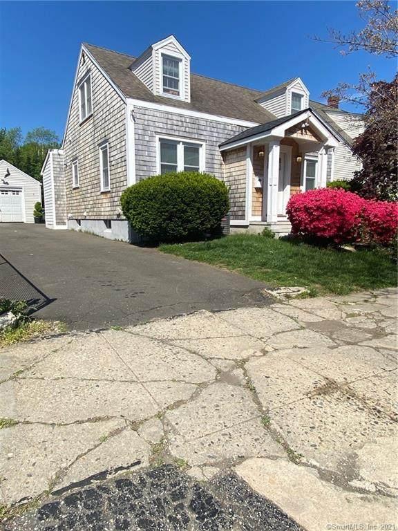 125 Harbor Avenue, Bridgeport, CT 06605 (MLS #170400290) :: Around Town Real Estate Team