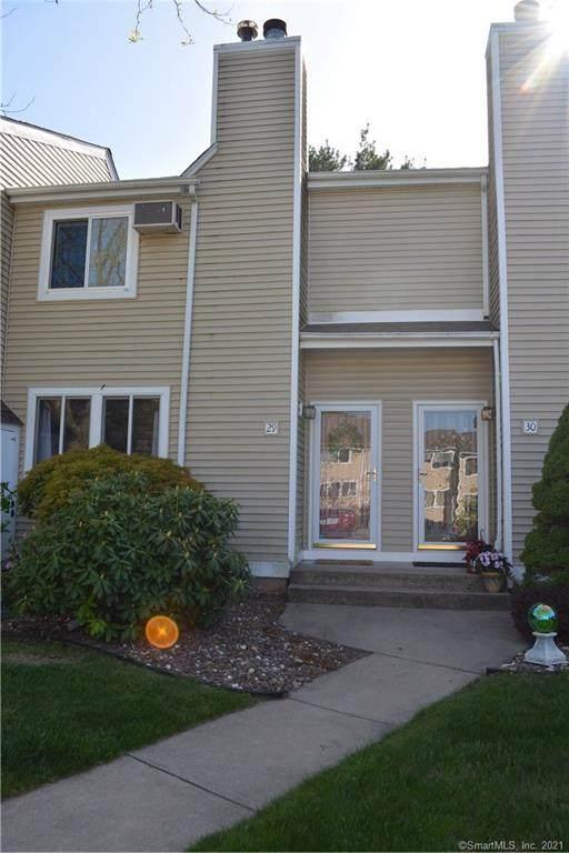 60 Old Town Road #29, Vernon, CT 06066 (MLS #170400303) :: Spectrum Real Estate Consultants