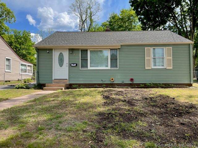 87 Bliss Street, East Hartford, CT 06108 (MLS #170400455) :: Spectrum Real Estate Consultants