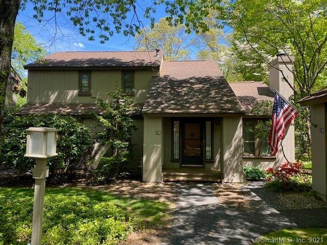 28 Byron Drive #28, Avon, CT 06001 (MLS #170400511) :: Spectrum Real Estate Consultants