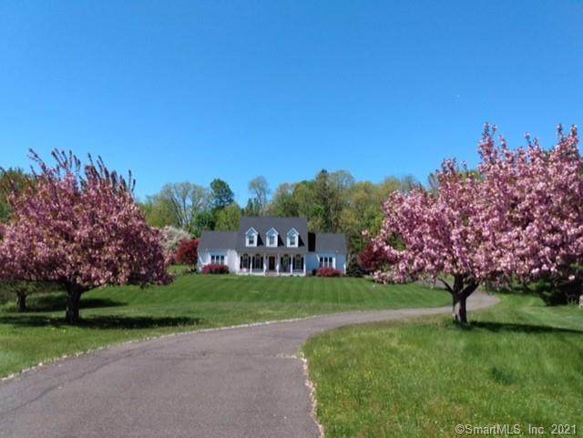 433 Wild Flower Place, Cheshire, CT 06410 (MLS #170400770) :: Next Level Group