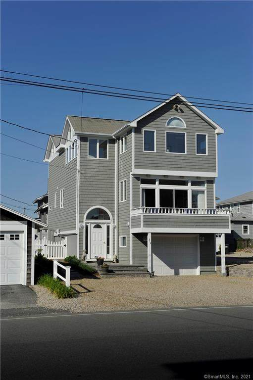 319 W Shore Avenue, Groton, CT 06340 (MLS #170402125) :: Spectrum Real Estate Consultants