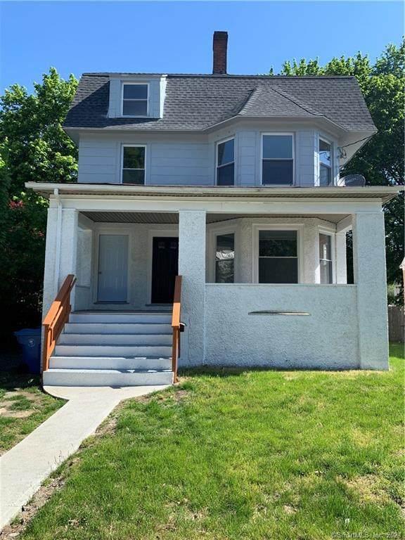 31 Spring Garden Avenue, Norwich, CT 06360 (MLS #170402484) :: Spectrum Real Estate Consultants