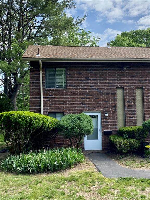88 Wakefield Circle #88, East Hartford, CT 06118 (MLS #170403124) :: Hergenrother Realty Group Connecticut
