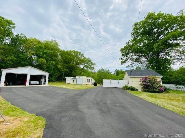 42 Deerfield Drive, Sterling, CT 06377 (MLS #170404894) :: Spectrum Real Estate Consultants